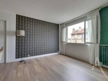 Appartement meublé 2 pièces 41,06 m2