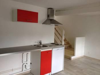 Appartement 2 pièces 35,71 m2