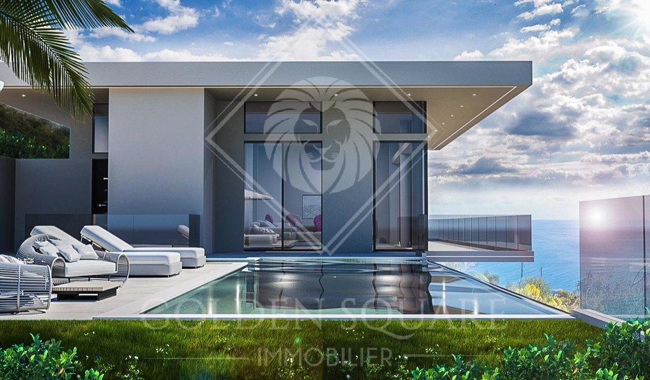 House with pool Roquebrune-Cap-Martin