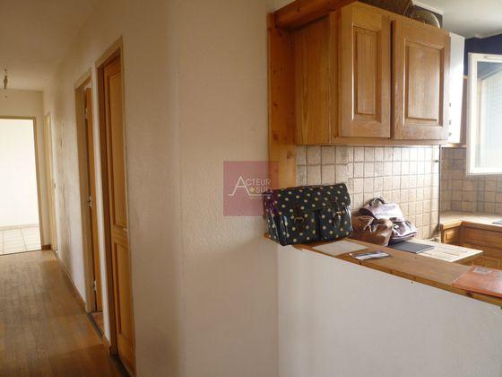 Vente appartement 5 pièces 77,06 m2