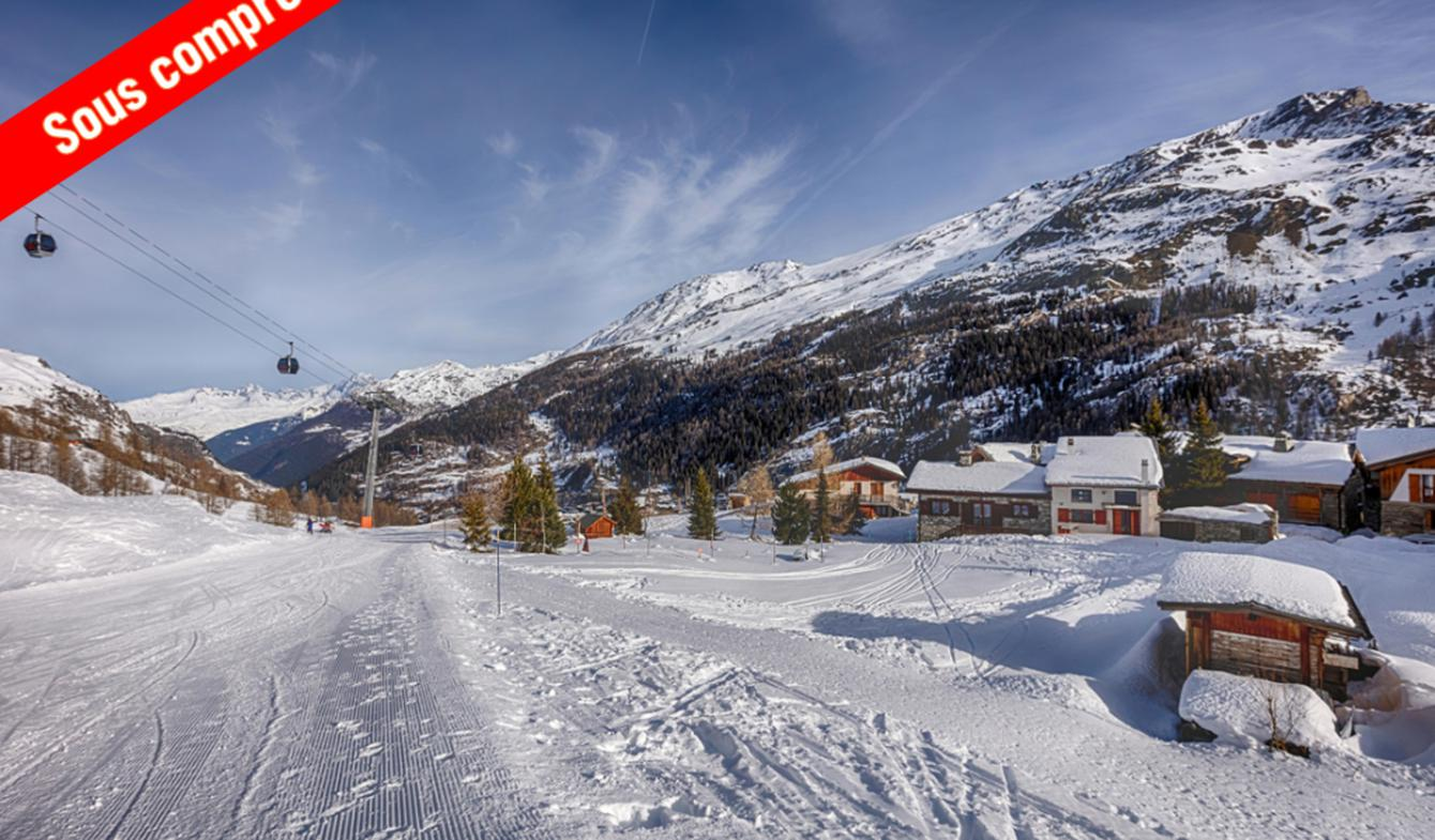 House with terrace Tignes