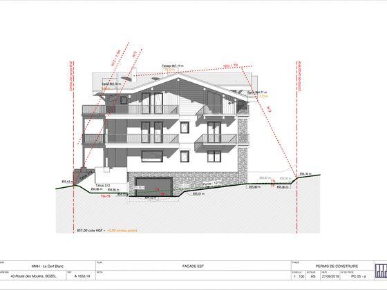Vente appartement 5 pièces 126 m2