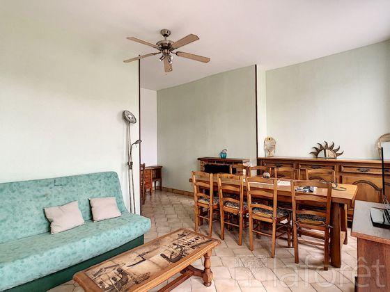 Location appartement meublé 2 pièces 51,16 m2