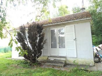 Maison 2 pièces 40,72 m2