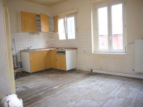 vente Maison 3 pièces 52 m2 Lille
