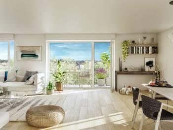Appartement 3 pièces 57,22 m2
