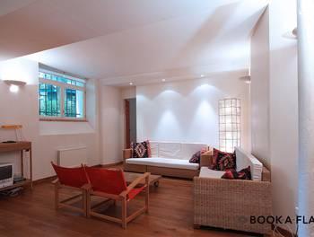 Appartement meublé 2 pièces 70 m2