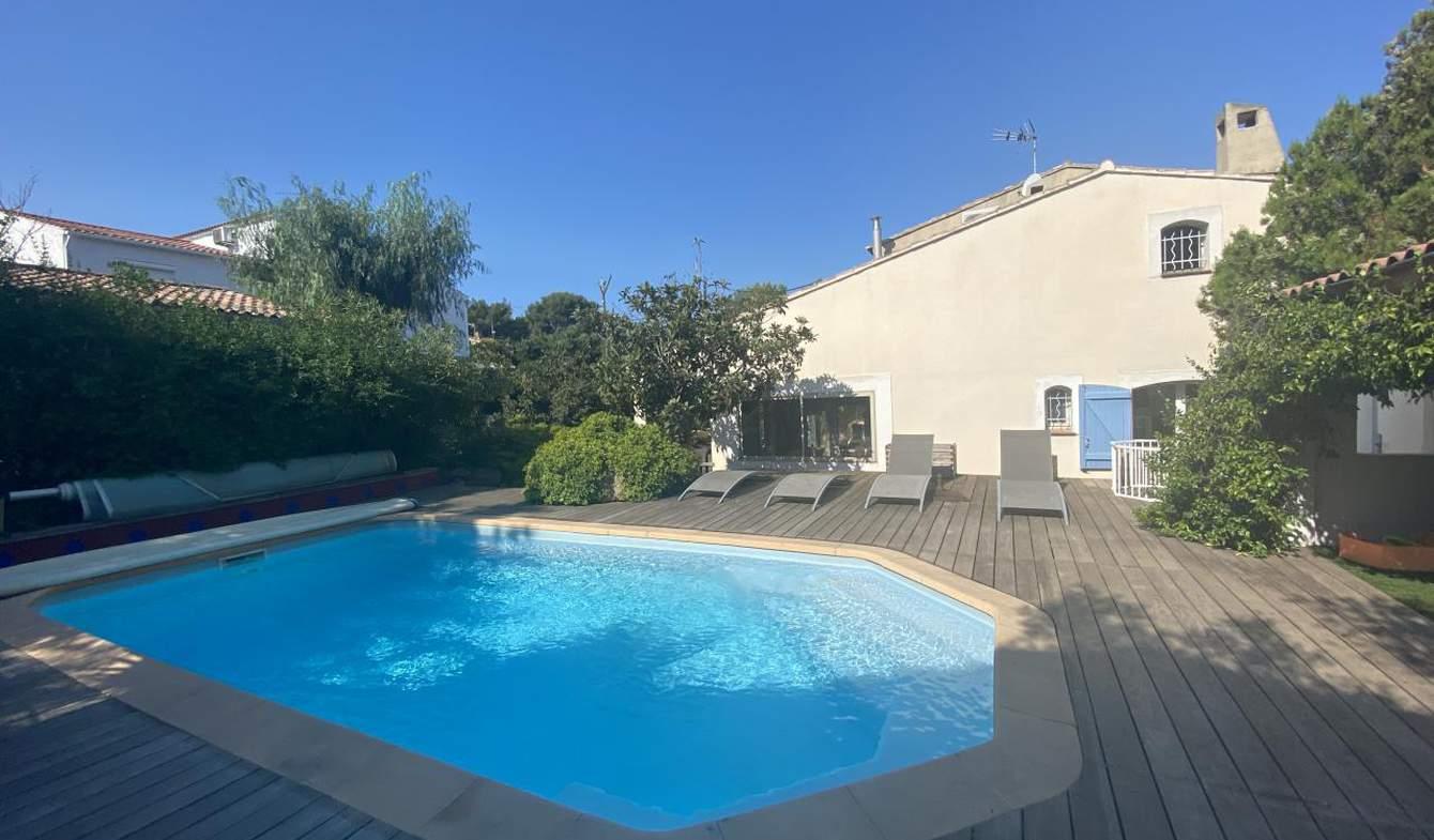 Villa avec piscine Six-Fours-les-Plages