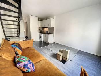 Appartement 3 pièces 37,07 m2