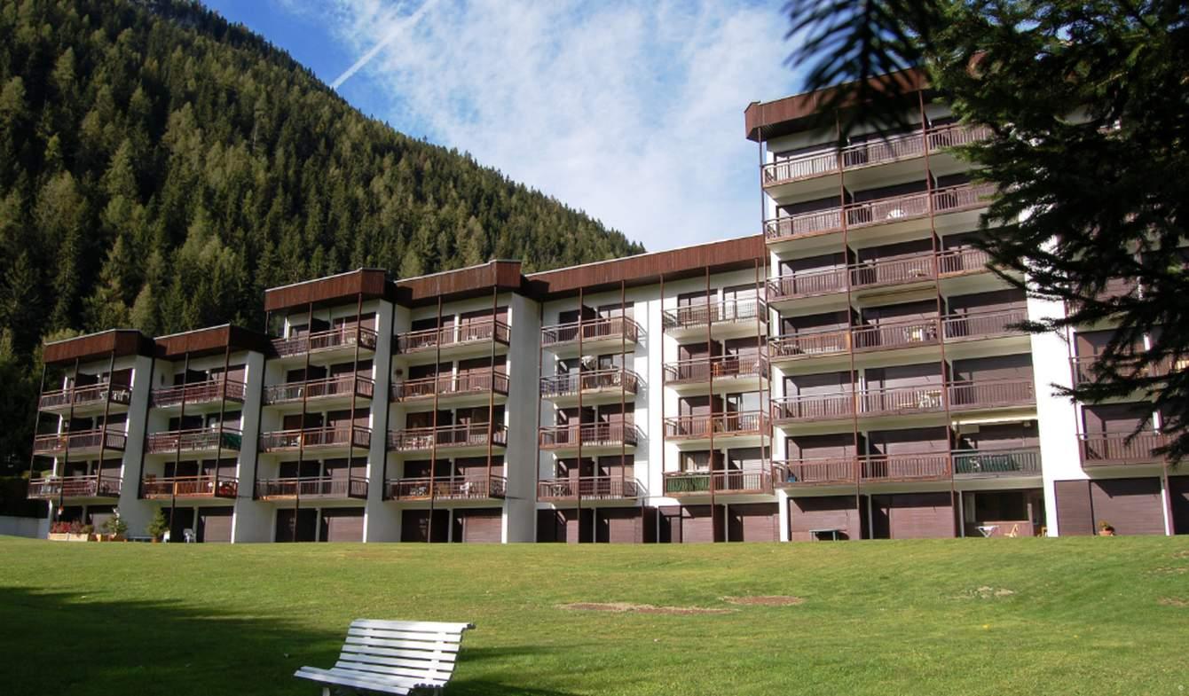 Appartement avec terrasse et piscine Chamonix-Mont-Blanc