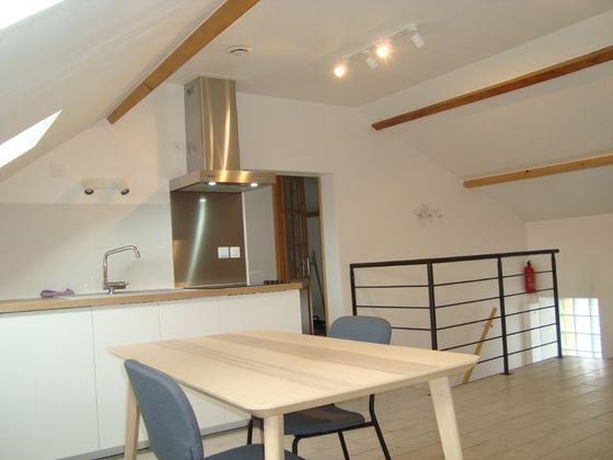 Location appartement meublé 2 pièces 30,21 m2