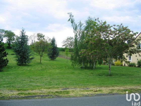 Vente terrain 1984 m2