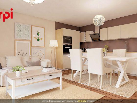 Vente appartement 3 pièces 68,86 m2