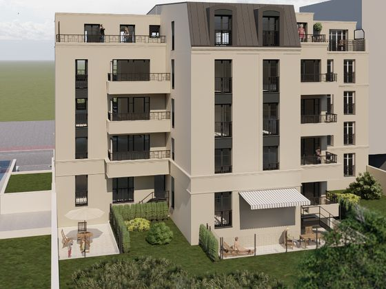 Vente appartement 3 pièces 77,18 m2