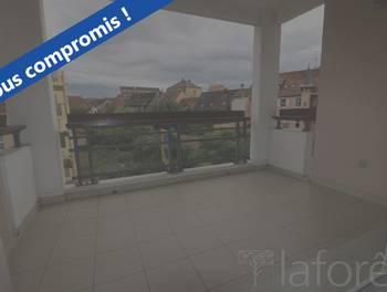Appartement 3 pièces 63,68 m2