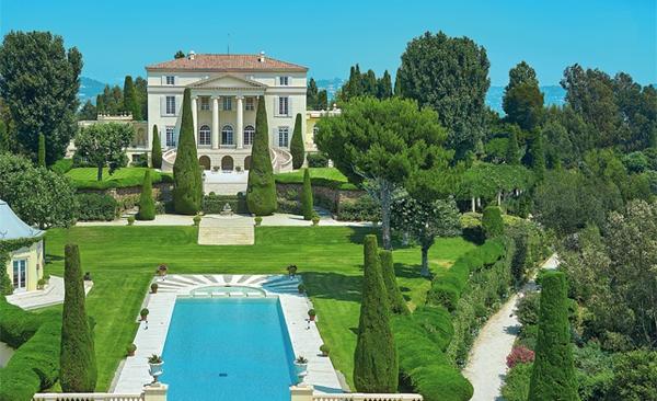 Des propriétés à plus de 20 millions d'euros