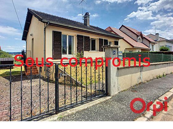 Vente maison 4 pièces 70,68 m2