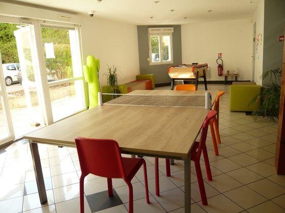 Vente studio 18,24 m2