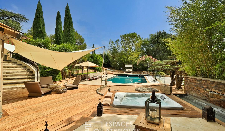 Maison avec piscine et terrasse Brignoles