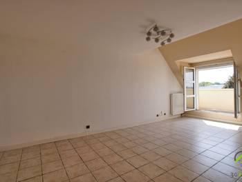 Appartement 2 pièces 57,54 m2