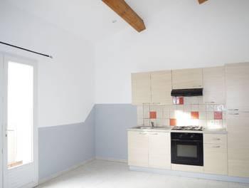 Appartement 2 pièces 34,47 m2