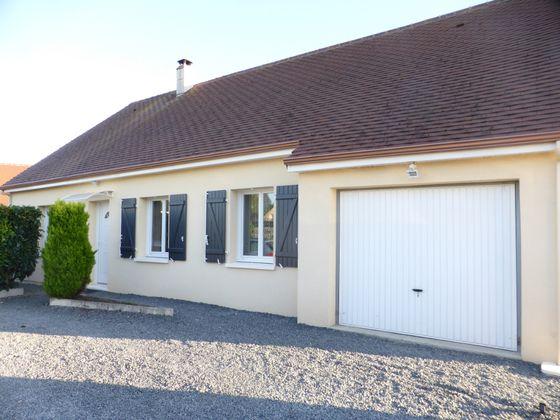 Vente maison 6 pièces 92 m2