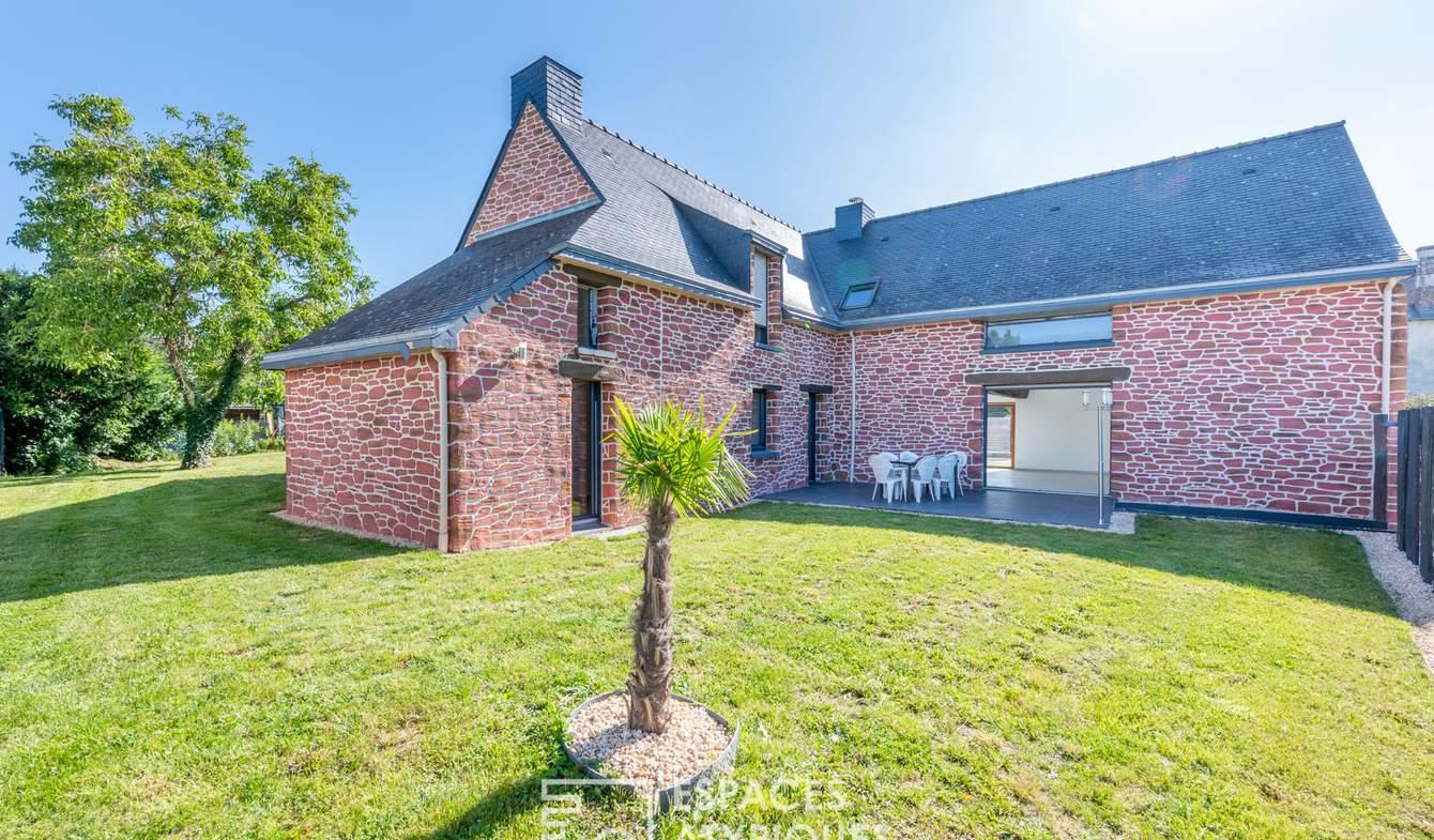 Maison avec terrasse Chartres-de-Bretagne