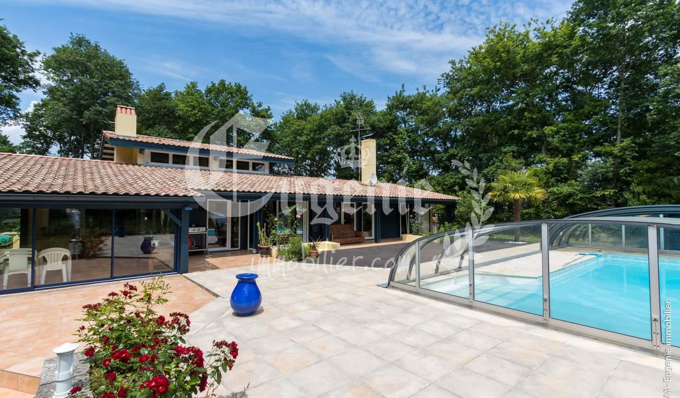 Maison avec piscine et jardin Dax