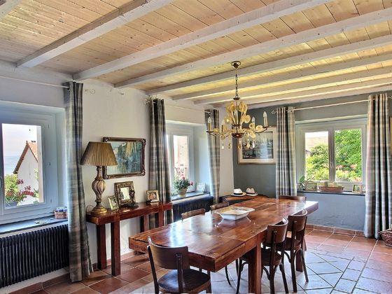 Vente maison 8 pièces 227 m2