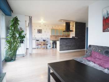 Appartement 3 pièces 77,15 m2