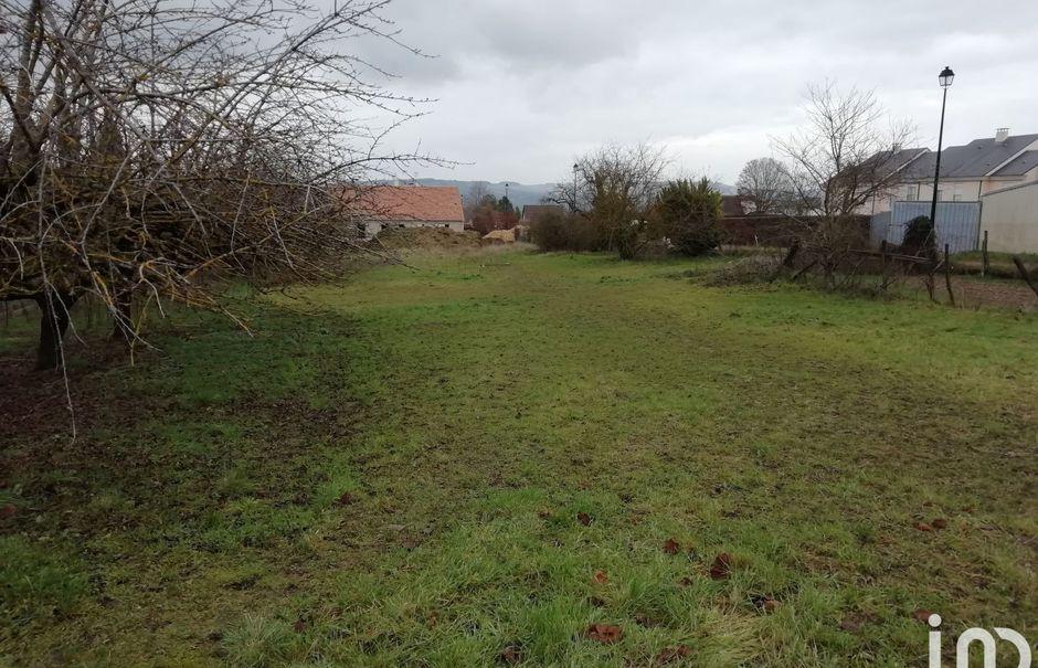 Vente terrain  589 m² à Auxerre (89000), 36 700 €