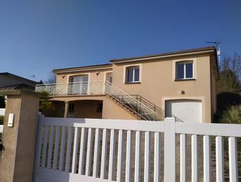 Maison 6 pièces 117,42 m2
