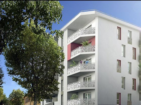 vente Appartement 3 pièces 56,5 m2 Toulon