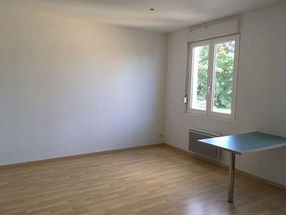 Location studio 25,46 m2