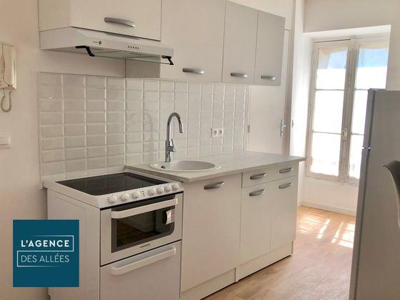 Location appartement 3 pièces 58,55 m2