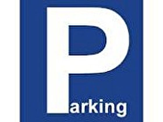 Location parking 15 m2