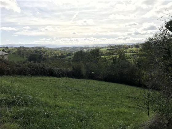 Vente terrain 1159 m2