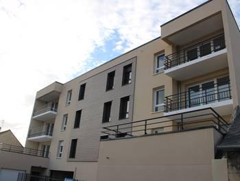 Appartement 3 pièces 56,85 m2