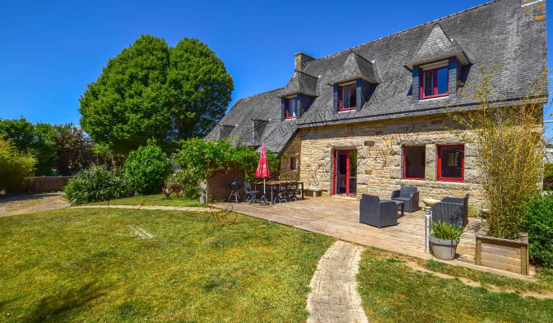 Maison avec terrasse Landerneau
