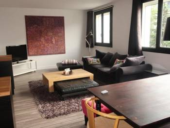 Appartement meublé 2 pièces 48,6 m2