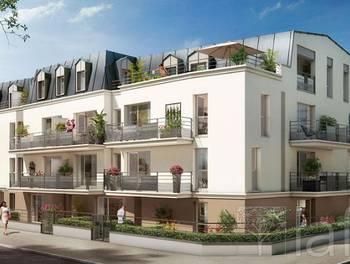 Appartement 2 pièces 45,23 m2