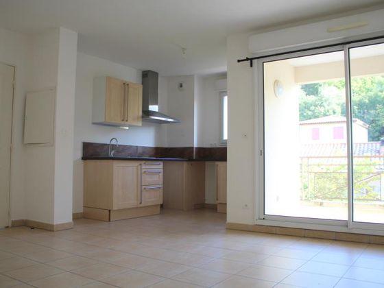 Vente appartement 2 pièces 55,7 m2