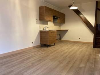 Appartement 3 pièces 53,87 m2
