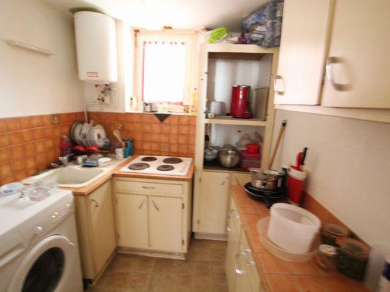 Vente appartement 2 pièces 52,23 m2