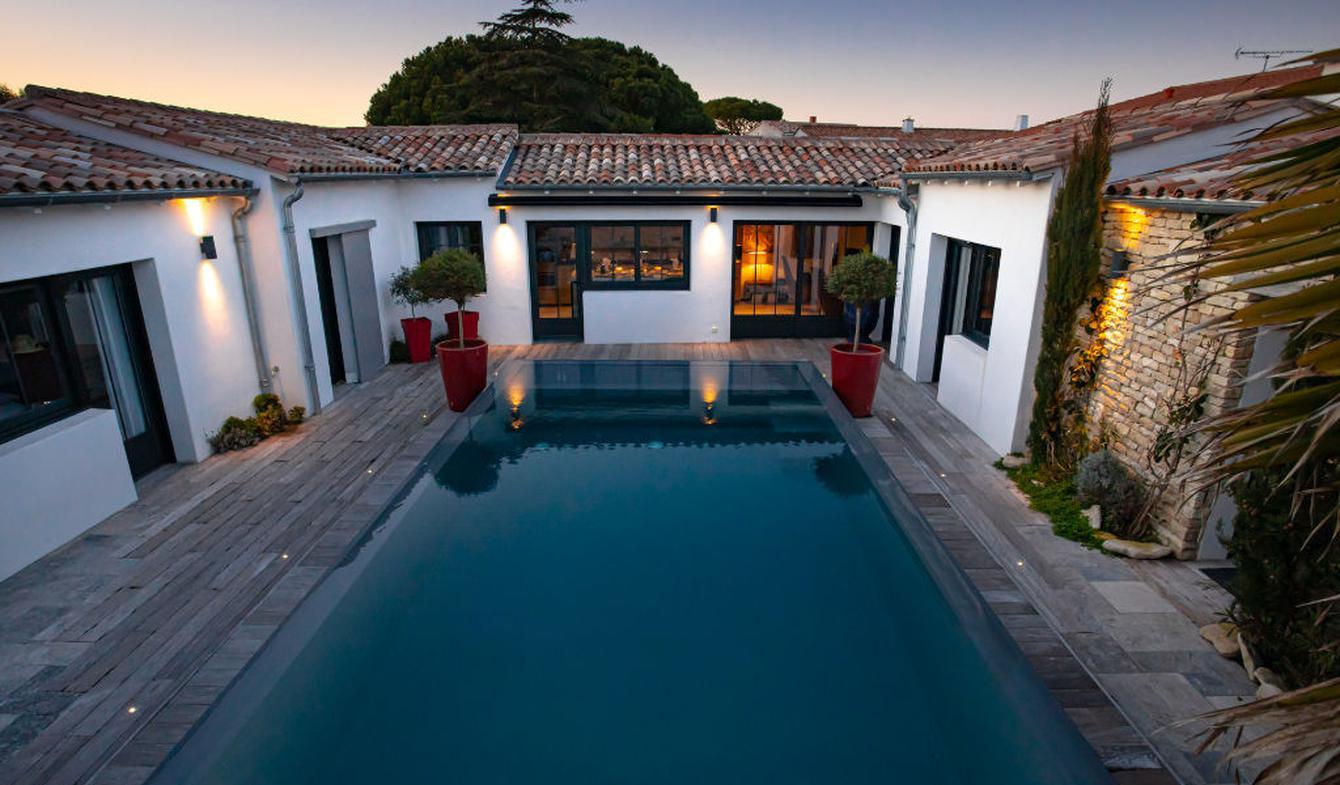 Maison avec piscine Rivedoux-Plage