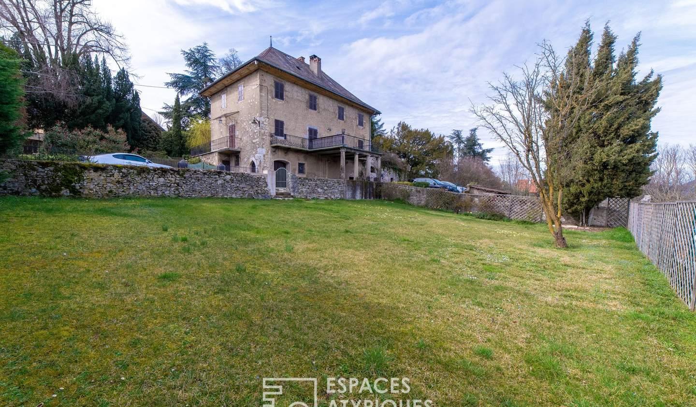 Maison avec terrasse Chambery