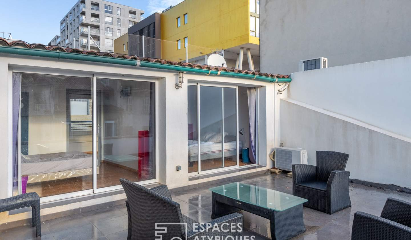House with terrace Marseille 1st