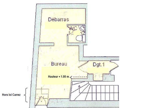 Vente divers 1 pièce 17 m2