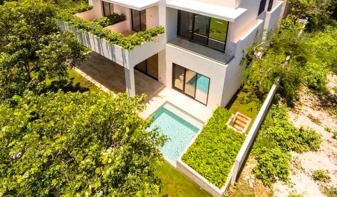 Villa avec piscine et jardin Mérida