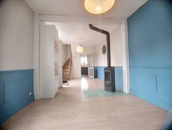 Maison 2 pièces 62,33 m2